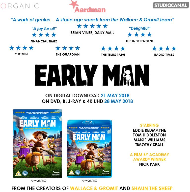 early man film 2018